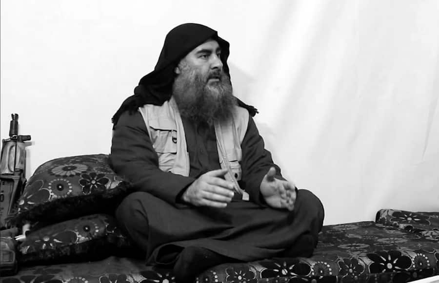 ISIS lider reaparece la-tinta