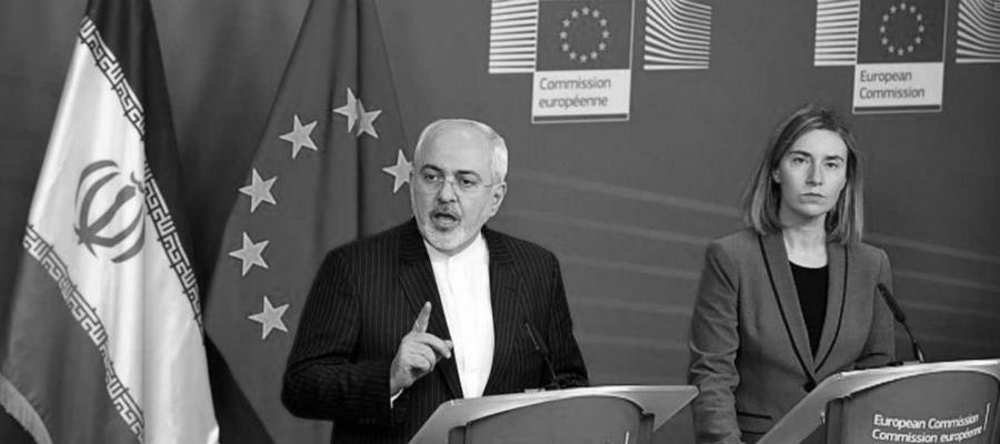 Iran Union Europa funcionarios la-tinta