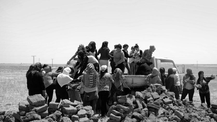 Jinwar-kurdistán-siria-isis-mujeres-revolucion-kurda-06