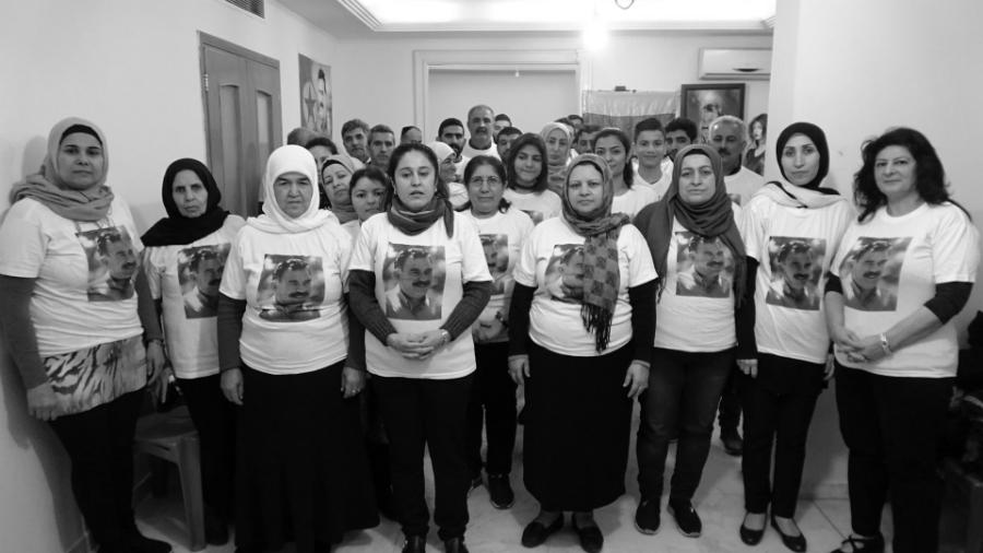 Kurdistan Libano huelga de hambre la-tinta
