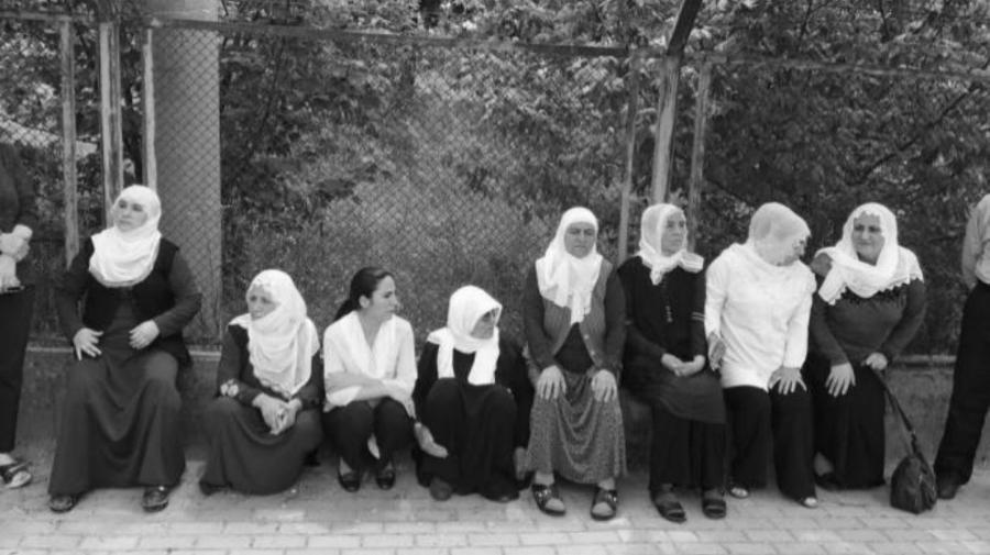 Kurdistan Madres presos politicos la-tinta
