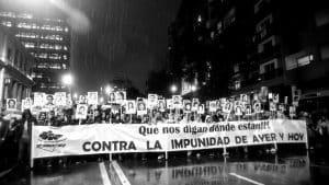 Uruguay: 24 marchas y queda tanto silencio