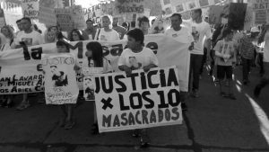 Masacre de Esteban Echeverría: una bomba de tiempo clausurada que explotó