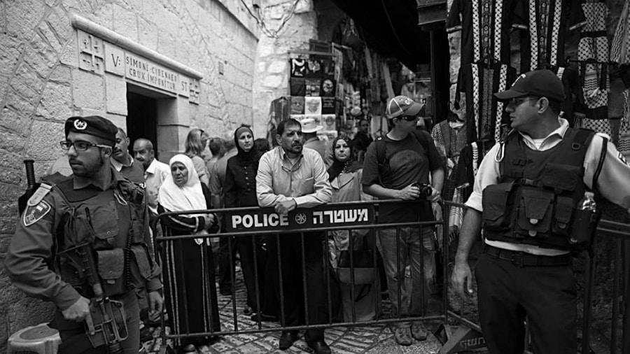 Palestina Cisjordania turismo israeli la-tinta