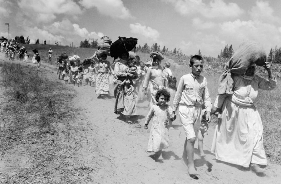 Palestina desplazamientos forzados la-tinta