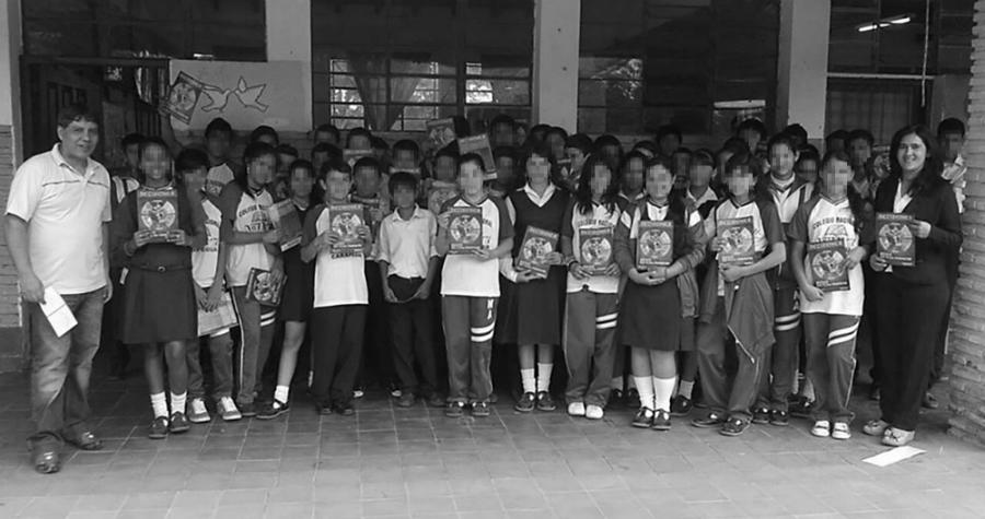 Paraguay ONG evangelica revista Decisiones la-tinta