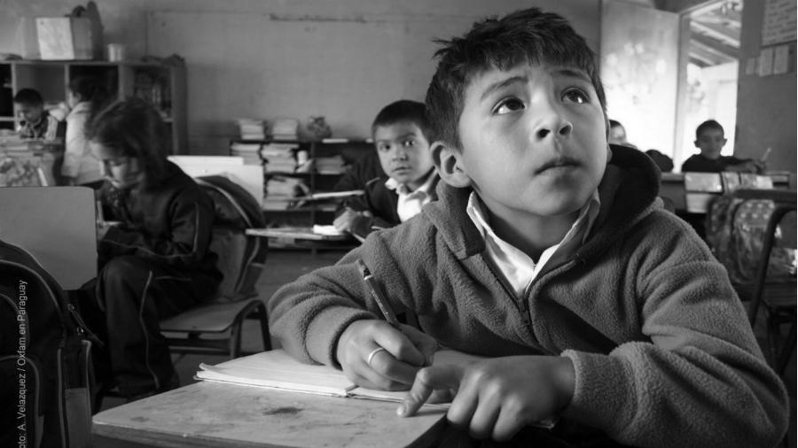 Paraguay escuela publica la-tinta