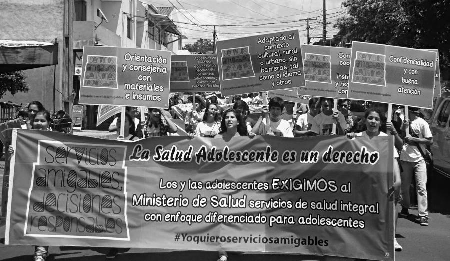 Paraguay marcha ESI la-tinta