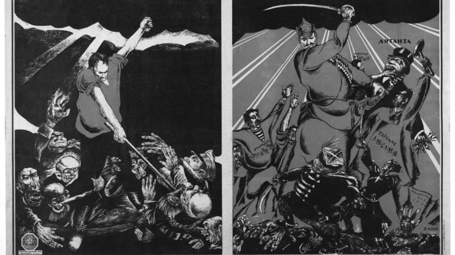 Propaganda-revolucion-rusa-afiche-portada