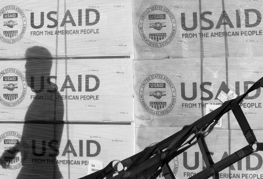 USAID Departamento de Estado la-tinta