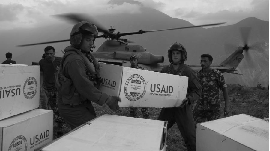 USAID injerencia internacional la-tinta