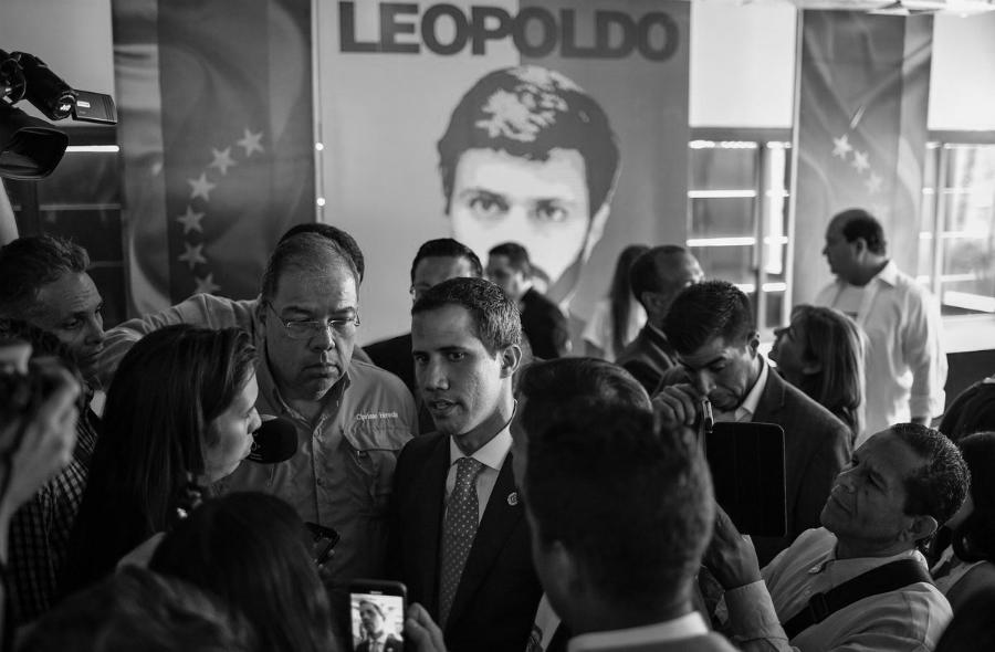 Venezuela Guaido Lopez la-tinta