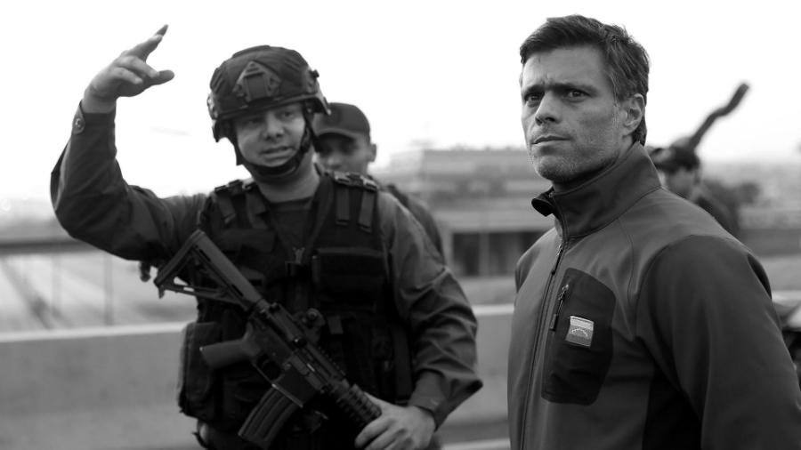 Venezuela Leopoldo Lopez militares la-tinta
