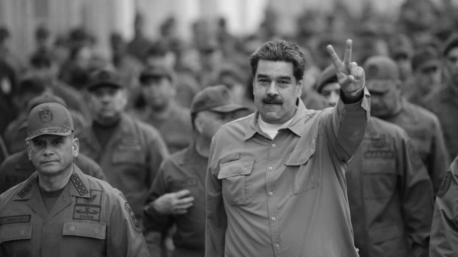 Venezuela militares Nicolas Maduro la-tinta