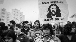 #ConEllosNo: entrevista al hermano de Darío Santillán