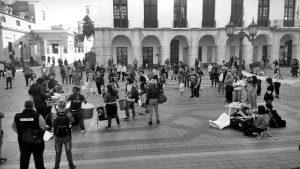 Festival No a la Baja: lxs pibes te cantan la justa