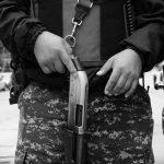 Reprimen y detienen a 42 trabajadores municipales en Jesús María