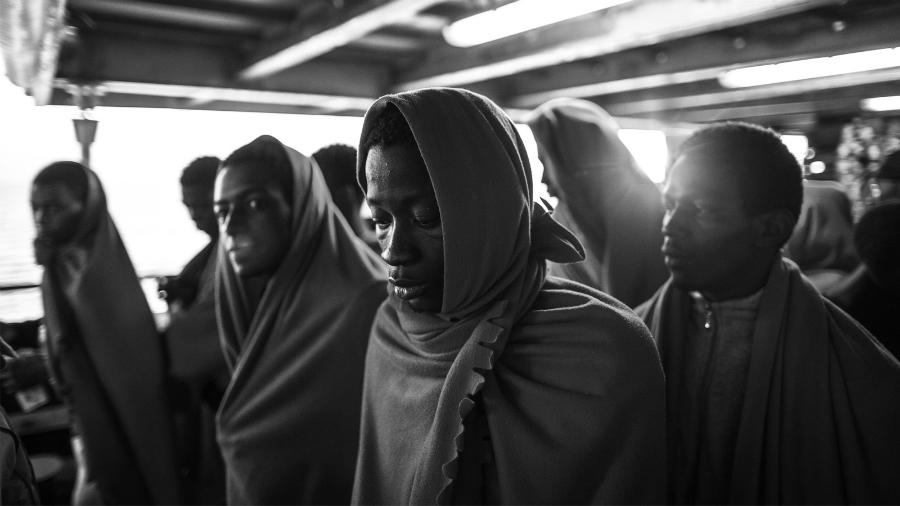 Africa trafico de personas la-tinta