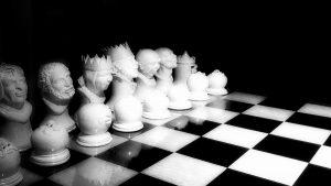 Lo político en el ajedrez