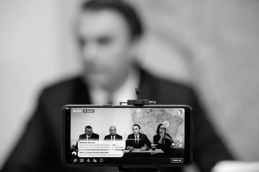Brasil Bolsonaro redes sociales la-tint