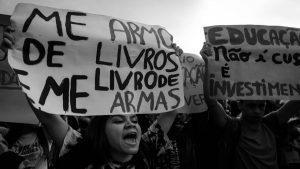 Brasil: Los cambios se disputan en la calle, no en las redes sociales