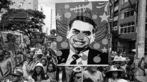 Brasil amanece con una huelga general
