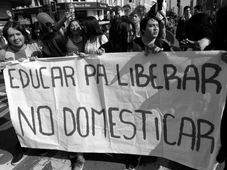 Chile defensa educacion publica la-tinta