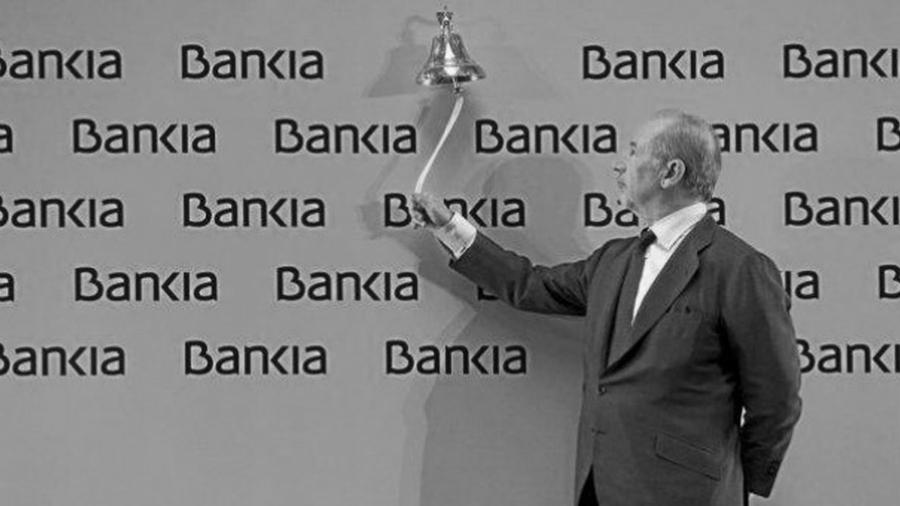 España Bankia Rodrigo Rato la-tinta