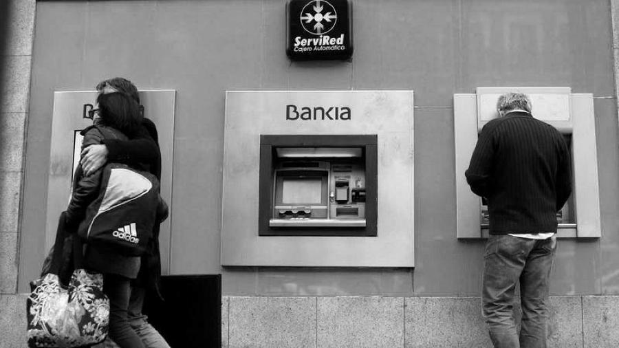 España Bankia la-tinta