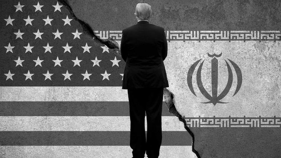 Estados Unidos Iran Trump la-tinta