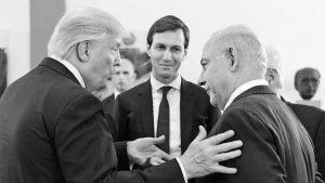El plan de Trump para Medio Oriente es comprar la paz con dólares
