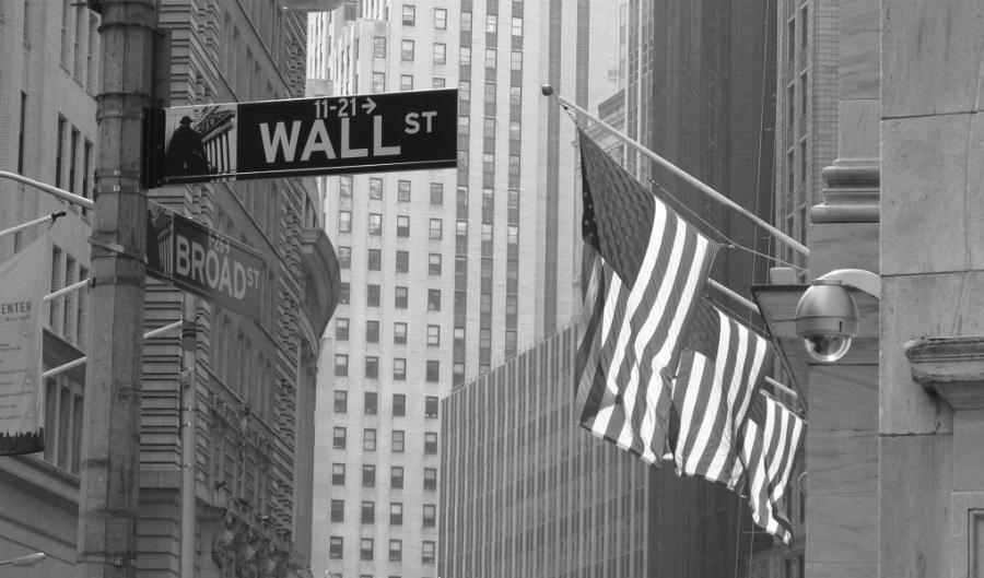 Estados Unidos Wall Street la-tinta