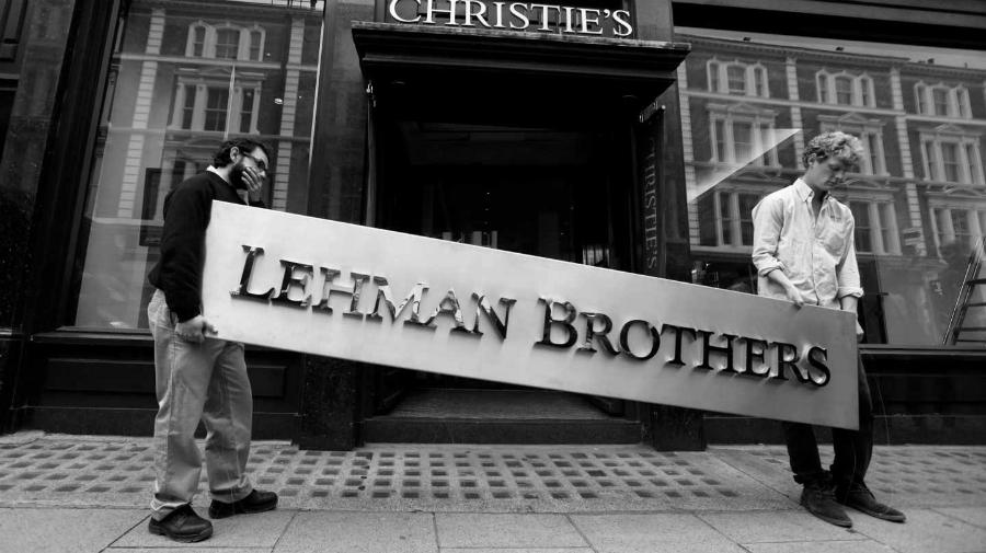 Estados Unidos crisis financiera 2008 la-tinta
