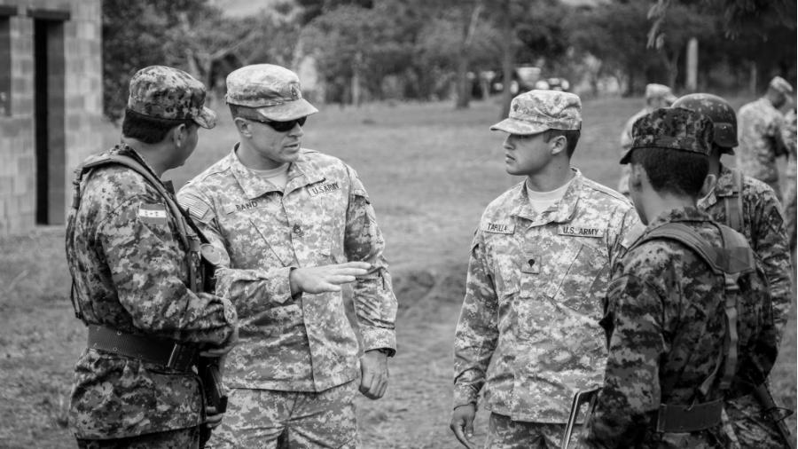 Guatemala militares guatemaltecos y estadounidenses la-tinta