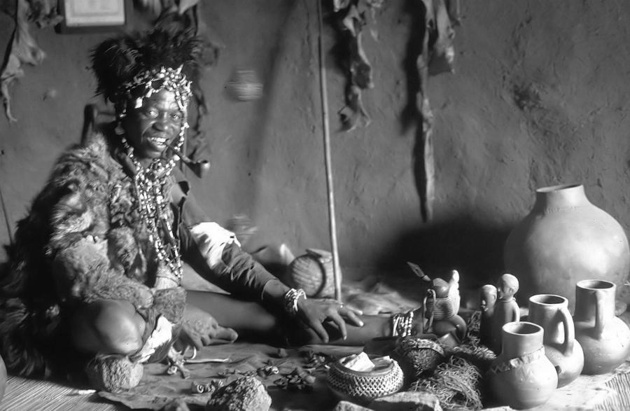 Nigeria ritual Juju la-tinta