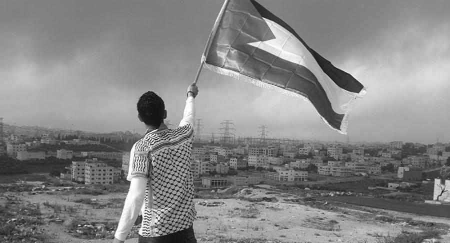 Palestina asentamiento ilegal la-tinta