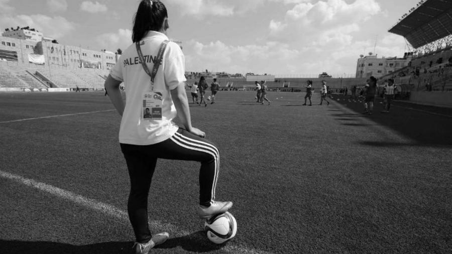 Palestina futbol femenino la-tinta