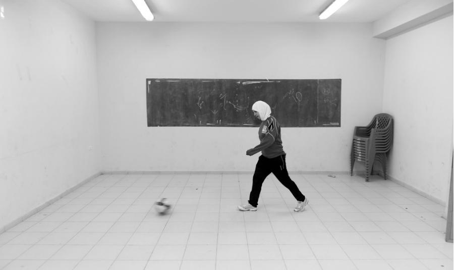 Palestina futbolista la-tinta