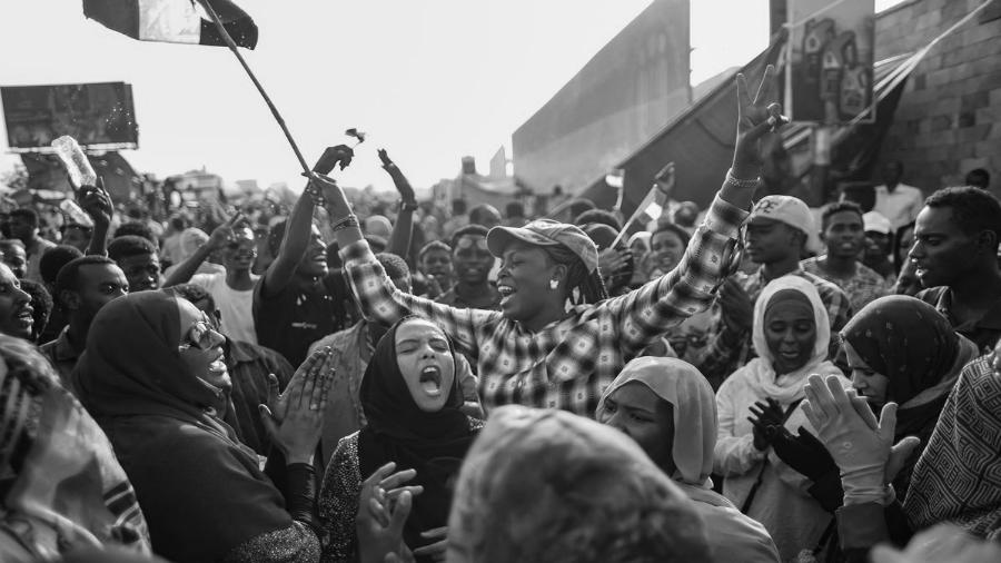 Sudan mujeres revolucion la-tinta