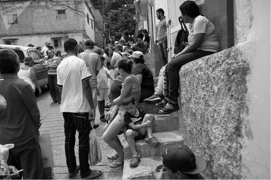 Venezuela organizacion comunal Caracas la-tinta