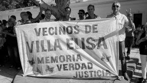 Vecinos de Villa Elisa denuncian que un represor vive en libertad en la localidad