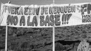Neuquén: se retomó el plan para instalar una base norteamericana cerca de Vaca Muerta