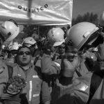 Mineros jujeños hicieron oír su reclamo por mejoras laborales