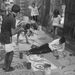 """Encuentro de Artes en el Pasaje La Niña: """"El arte nos atraviesa y nos transforma"""""""