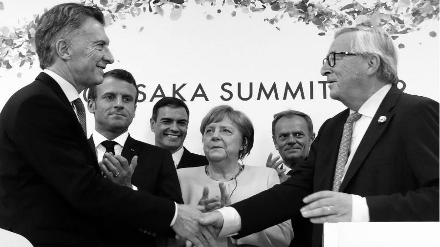Argentina Macri en el G20 2019