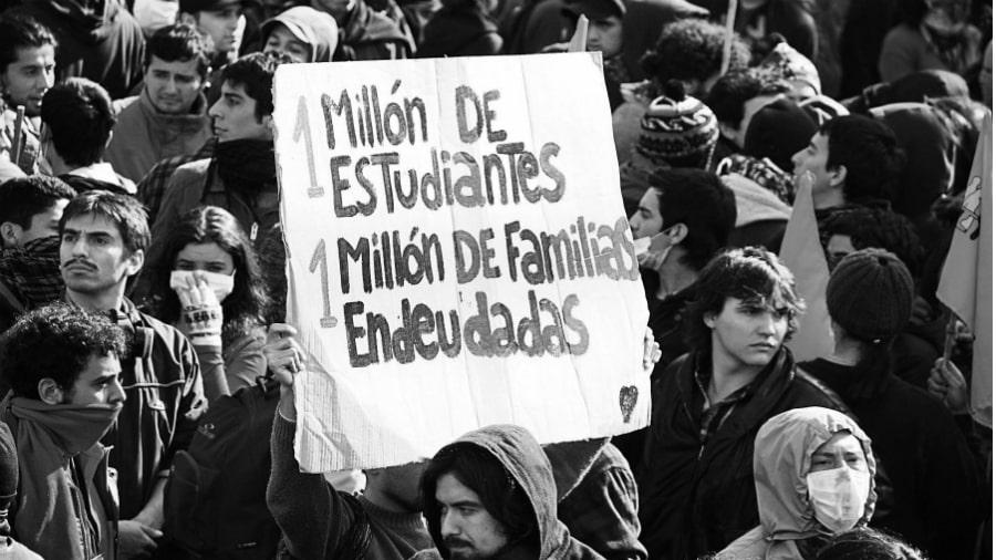 Chile lucro en las universidades la-tinta