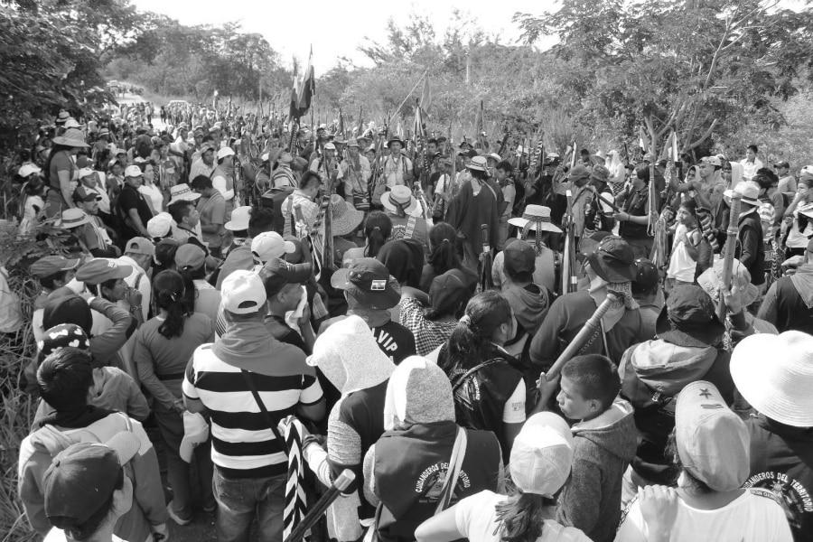 Colombia pueblos originarios minga la-tinta