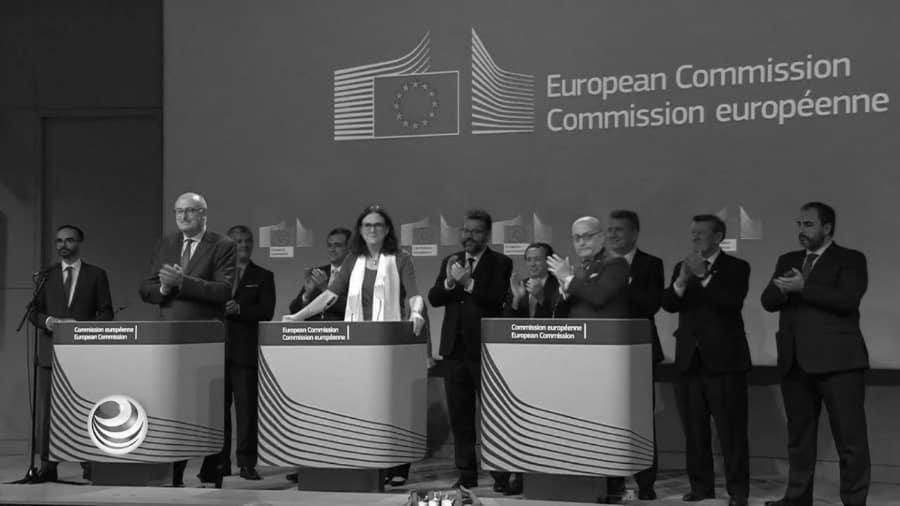 Comision Europea acuerdo Mercosur la-tinta