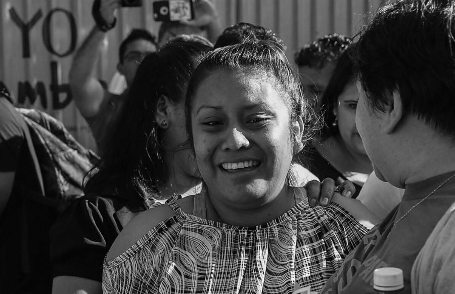 El Salvador Evelyn Hernandez la-tinta