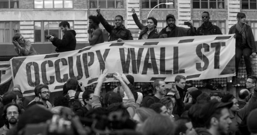 Estados Unidos Occupy Wall Street la-tinta